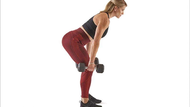 weightlifting exercise